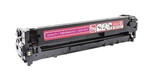 Dubaria 128A Compatible For HP 128A Magenta Toner Cartridge / HP CB323A Magenta Toner Cartridge For HP Color LaserJet CP1525, Cm1415