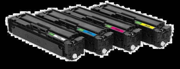Dubaria 410A Toner Cartridge Bundle Combo Compatible For HP 410A - CF410A, CF411A, CF412A, CF413A Toner Cartridge Set for LaserJet M452dn / M452dw / M452nw / M477fdw / M477fnw