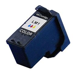 Dubaria 1 TriColor Ink Cartridge For Lexmark 1 (18C0781A) TriColor Ink Cartridge For Use In Lexmark Z735, X2330, X2350, X2450, X2470, X3450, X3470 Printers