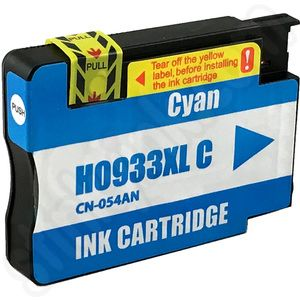 Dubaria 933 XL Cyan Ink Cartridge For HP 933XL Cyan Ink Cartridge