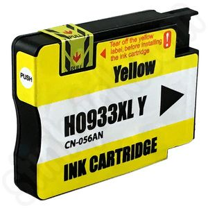 Dubaria 933 XL Yellow Ink Cartridge For HP 933XL Yellow Ink Cartridge