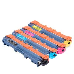 Dubaria TN 261 Toner Cartridge Set Compatible For Brother TN-261 Cyan, Magenta, Yellow & Black Toner Cartridges For Use In HL-3140CW, HL-3150CDN, HL-3150CDW and HL-3170CDW, MFC Series: MFC-9130CW, MFC-9140CDN, MFC-9330CDW and MFC-9340CDW