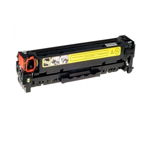 Dubaria CB542A Toner Cartridge Compatible For CB542A Yellow Toner Cartridge For Use In HP Color laserJet CP1213 / CP1214 / CP1215 / CP1216 / CP1217 / CP1513n / CP1514n / CP1515n / CP151 Printers
