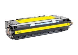 Dubaria Q2672A Toner Cartridge Compatible Q2672A Yellow Toner Cartridge For Use In HP LaserJet 3500 / 3500N / 3550 / 3700 / 3700N / 3700DN / 3700DTN Color Series printers