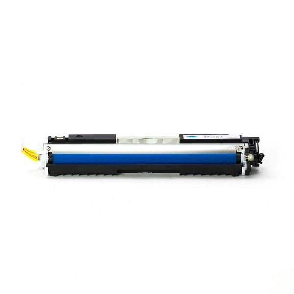 Dubaria CF351A Toner Cartridge Compatible For CF351A Cyan Toner Cartridge For Use In HP LaserJet M176n / M177fw Printers