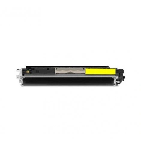 Dubaria CF352A Toner Cartridge For CF352A Yellow Toner Cartridge For Use In HP LaserJet M176n / M177fw printers