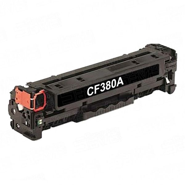 Dubaria CF380A Toner Cartridge Compatible For CF380A Black Toner Cartridge For Use In HP Color LaserJet Pro M476dn MFP / M476dw MFP / M476nw MFP Printers