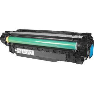 Dubaria CE401A Cartridge Compatible For CE401A Cyan Toner Cartridge Use in HP Laserjet Enterprise 500 Color M551n / M551dn / M551xh / MFPM575dn / M575fw Printers