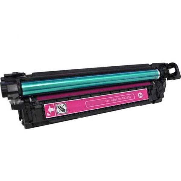 Dubaria CE263A Toner Cartridge Compatible For CE263A Magenta Toner Cartridge Use In HP Color laser JetCP4025 / CP4025n / CP4025dn / CP4525n / CP4525dn / CP 4525xh printers