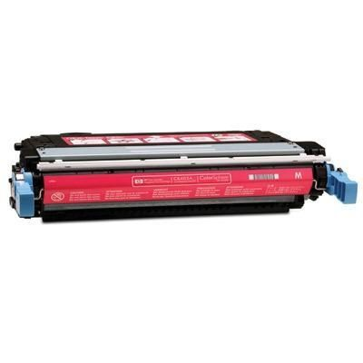 Dubaria Q5953A Toner Cartridge Compatible For Q5953A Magenta Toner Cartridge For Use In HP Laserjet 4700 / 4700n / 4700dn / 4700dtn Printers .