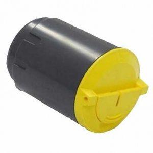 Dubaria CLP-Y350A Toner Cartridge Compatible For CLP-Y350A Yellow Toner Cartridge For Use In Samsung CLP-350 /350N Printers .