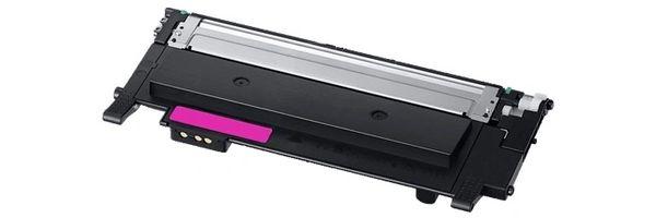 Dubaria CLT-M404S Toner Cartridge Compatible For Samsung CLT-M404S Magenta Toner Cartridge For Samsung Xpress C430/ C430W/ C433W Samsung Xpress C480/ C480FN/ C480FW/ C480W Printers .