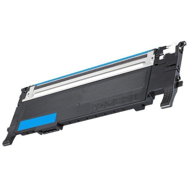 Dubaria CLT-C406S Toner Cartridge Compatible For Samsung CLT-C406S Cyan Toner Cartridge For Use In Samsung CLP-360 /362 /363 /364 /365 /365W /366W /367W /368 Samsung CLX-3300 /3302 /3303 /3303FW Printers .