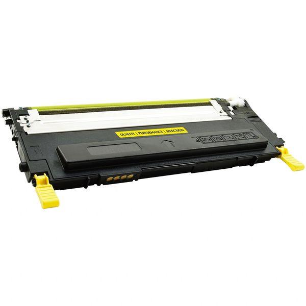 Dubaria CLT-Y406S Toner Cartridge Compatible For Samsung CLT-Y406S Yellow Toner Cartridge For Use In Samsung CLP-360 /362 /363 /364 /365 /365W /366W /367W /368 Samsung CLX-3300 /3302 /3303/ 3303FW /3304 Printers .