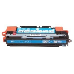 Dubaria Q2681A Toner Cartridge Compatible For HP Q2681A Cyan Toner Cartridge For Use In HP LaserJet 3500/ 3500N/ 3550/ 3700/ 3700N/ 3700DN/ 3700DTNColor Series Printers .