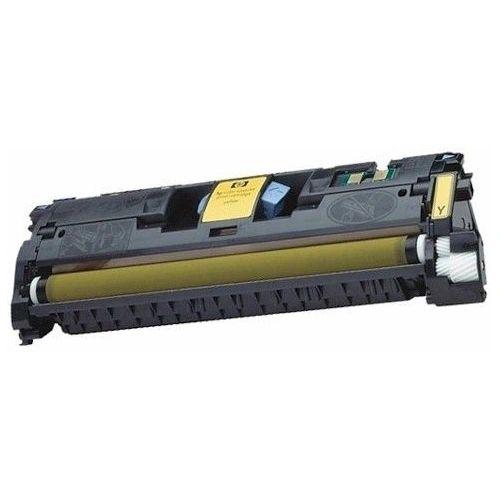 Dubaria Q3962A Toner Cartridge Compatible For HP Q3962A Yellow Toner Cartridge For Use In HP Laserjet 2550 /2800/2820/2840/Color Series Printers .