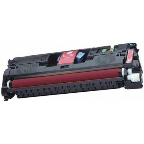 Dubaria Q3963A Toner Cartridge Compatible For HPQ3963A Magenta Toner Cartridge For use In HP Laserjet 2550 /2800/2820/2840/Color Series Printers .