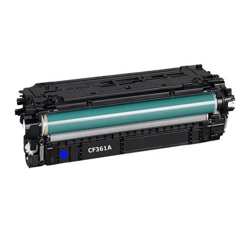 Dubaria CF361A Toner Cartridge Compatible For HP 508A / CF361A Cyan Toner Cartridge For Use In HP Color LaserJet M552dn / M553n / M553dn / M553x / MFP M577dn / M577f / M577c / M577z Printers