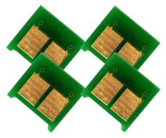 Dubaria Toner Reset Chip For Canon 331 Color Toner Cartridges - Combo
