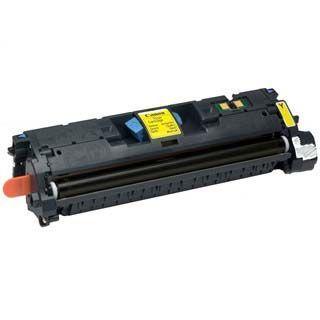 Dubaria CN-CRG301Y Toner Cartridge Compatible For Canon CN-CRG301Y Yellow Toner Cartridge For Use In Color LaserJet 2550L /2550Ln /2550n /2820 /2840 /2830 /LBP5200 Printers .