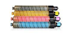 Dubaria Toner Cartridge Compatible For Ricoh C5501 Toner Cartridge For Use In Ricoh MPC 4501 / C5501 / 4501 / 5501 Printers - Combo