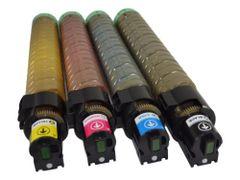 Dubaria Toner Cartridge Compatible For Ricoh C3300 Toner Cartridge For Use In Ricoh C2800 / 3300 Printers - Combo