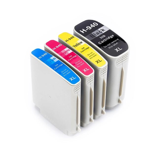 Dubaria 940 XL Ink Cartridge Replacement For HP 940 XL Ink Cartridge For Use In HP Officejet Pro 8000 Printers, HP Officejet Pro 8500 All-in-One Printers - Combo Value Pack