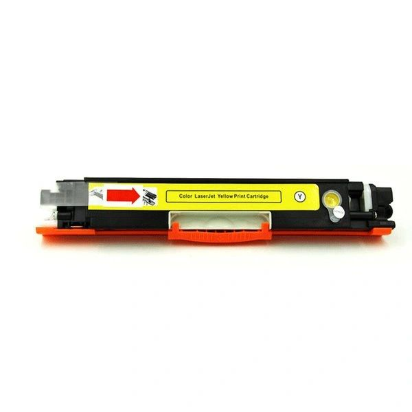 Dubaria 729 Toner Cartridge Compatible For Canon CRG729Y Yellow Toner Cartridge For Use In Canon ProCP1021, CP1022, CP1023, CP1025, CP1025nw, CP1026nw Printers
