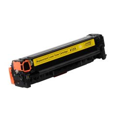 Dubaria CE412A Yellow Toner Cartridge Compatible For HP 305A / CE412A For Use In HP LaserJet Pro 300 color M351, 300 color M351a, 300 color M375nw MFP, 400 color M451nw, 400 color M451dn, 400 color M451dw, 400 color M475dw MFP, 400 color M475dn MFP