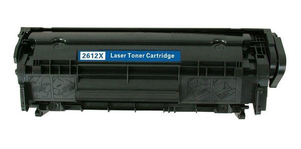 Dubaria 12X Toner Cartridge Compatible For HP 1010, 1010w, 1012, 1015, 1018, 1020, 1022, 1022n, 1022nw, M1005 MFP, M1319f MFP, 3015, 3020, 3030, 3050, 3050z, 3052, 3055 Printer