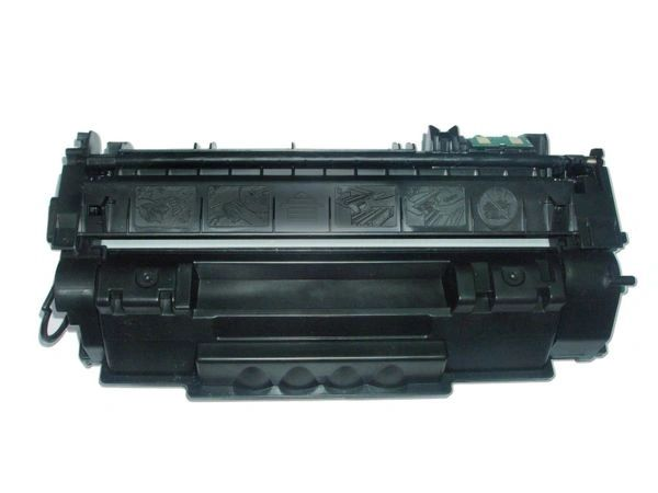 Dubaria 49A / Q5949A / 53A / Q7553A Universal Toner Cartridge Compatible For HP For Use In LaserJet P2010, P2014, P2015, M2727nf MFP Printer