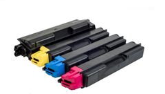 Dubaria TK 594 / TK 590 / TK 591 / TK 592 / TK 593 Toner Cartridge Compatible For Kyocera TK-594 Toner Cartridges For Use In C2026MFP / C2126MFP / C2526MFP / C2626MFP / C5250DN Printers