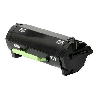 Dubaria 501H / 50F3000 Black Toner Cartridge Compatible For Lexmark Use In MS310d, MS310dn, MS312, MS410dn, MS415dn, MS510dn, MS610de, MS610dn, MS610dte, MS610dtn - 5K