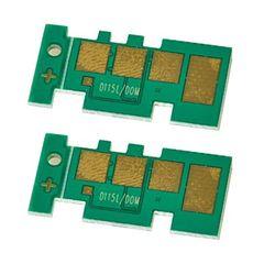 Dubaria Toner Reset Chip For Samsung 115L Toner Cartridge - Set of 5