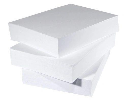Dubam Plain Copy Paper A4 Size - 75 GSM (500 Sheets In Each Ream)