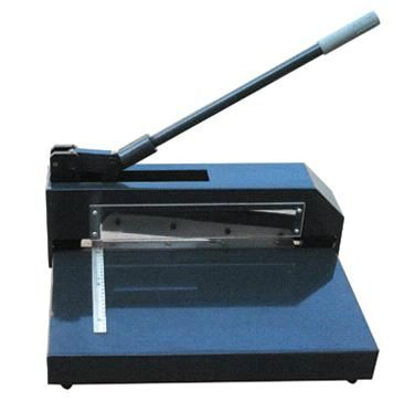 Dubaria 322 Metal Cutter Hand Held Manual Guillotine Paper Cutter