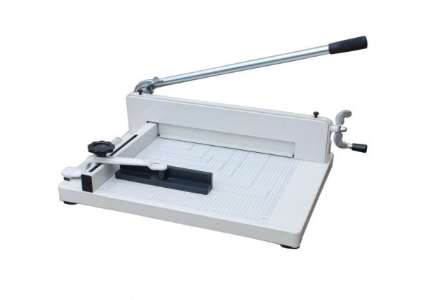 Dubaria A4 Rim Cutter Heavy Duty Metal Body Hand Held Manual Paper Cutter