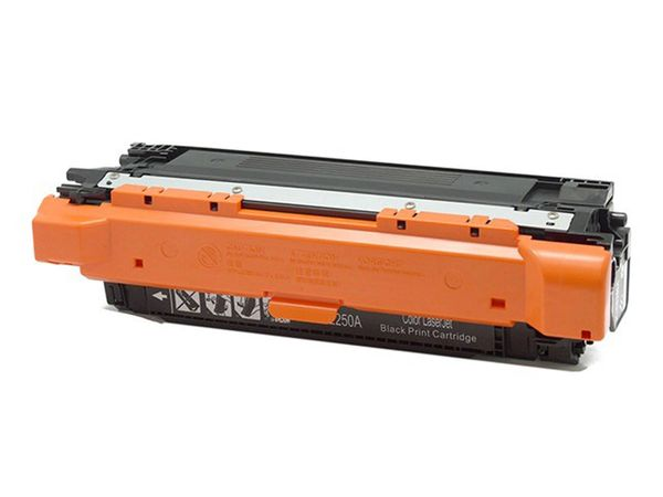 Dubaria 504A Toner Cartridge Compatible For HP 504A Black Toner Cartridge / HP CE250A Black Toner Cartridge For HP Colour LaserJet CM3530, 3525