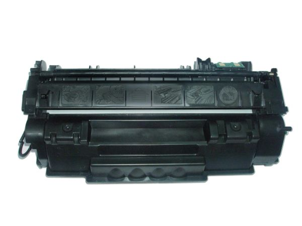 Dubaria 53A / Q7553A Compatible For HP 53A Toner Cartridge For HP LaserJet P2010, P2014, P2015, M2727nf MFP