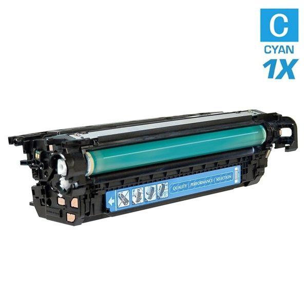 Dubaria 647A Toner Cartridge Compatible For HP 647A Cyan Toner Cartridge / HP CE261A Cyan Toner Cartridge For HP CP4025, CP4520, CP4525, CM4540