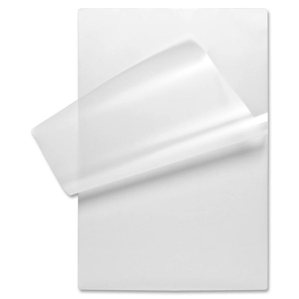 Lamination Pouch Film Sheet, Size - 65 x 95 mm, 125 Microns, 100 Sheets - Pack of 10