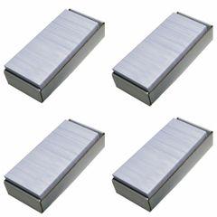 Dubaria Plain White PVC ID Cards For Epson L800, L805, L810, L850, R280, R290, T50, T60, P50, P60 InkJet Printers - Set of 230 Cards - Pack of 10 Box