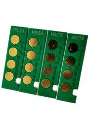 Dubaria Toner Reset Chip For Samsung 406 Toner Cartridges For Use In CLX-3300, CLX-3305, CLX-3305FN, CLX-3305FW, CLX-3305W, SL-C460FW, Xpress C460FW, Xpress C460W, CLP-360, CLP-365, CLP-365W, SL-C410W, Xpress C410FW, Xpress C410W - Combo Of 4 Chips