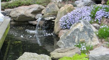 Waterfall company in Connecticut