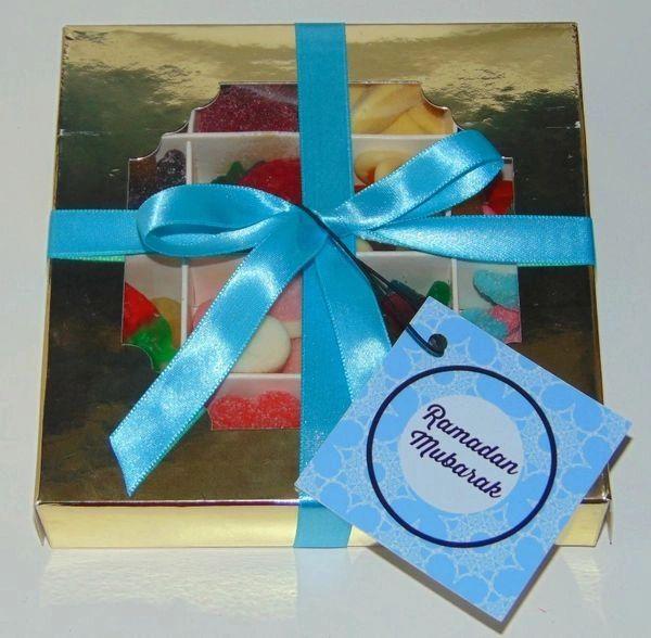 Ramadan Mubarak Halal Pick N Mix Sweet Box Gift