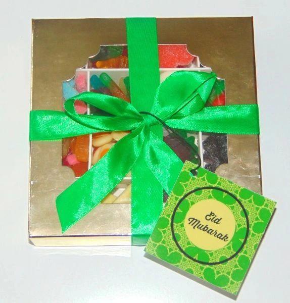 Eid Mubarak Halal Pick N Mix Sweet Box Gift