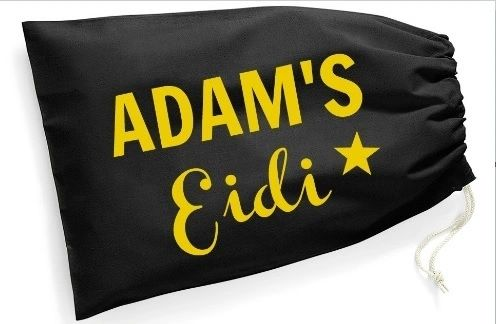 Personalised Eid Eidi Money Pouch