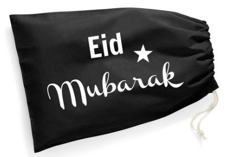 Eid Mubarak Pouch