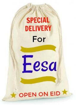 Eid Present Gift Sack Special Delivery