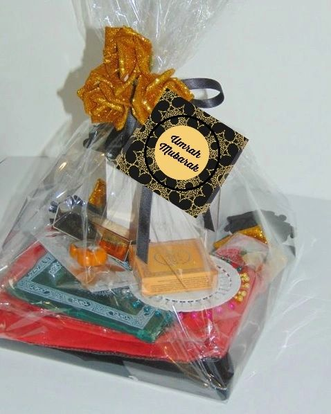 Umrah Gift Islamic Hamper Islamic Gift Umrah Gifts